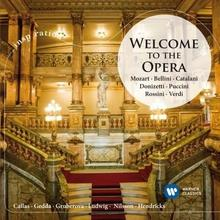 Warner Classics Welcome To The Opera