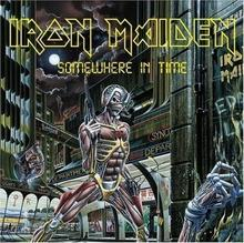 Somewhere In Time CD) Iron Maiden