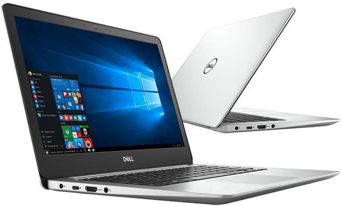 """Dell Inspiron 5370 13,3"""" FHD, Core i5, 256GB SSD, 4GB RAM, Radeon 530, W10H"""