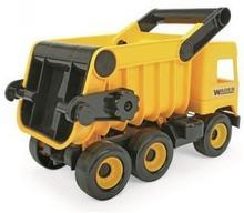 Wader Middle Truck Wywrotka Zółta 43 Cm 32121 5900694321212