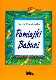 Waśniowska Emilia Pamiątki babuni / wysyłka w 24h
