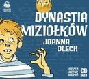 Biblioteka Akustyczna Dynastia Miziołków (audiobook CD) - Joanna Olech