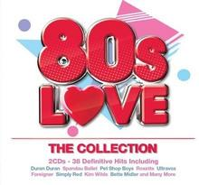 80s Love 2xCD) Warner Music Poland
