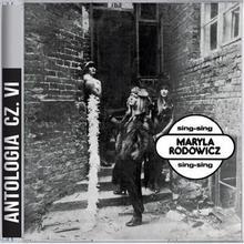 Maryla Rodowicz Sing-sing CD)