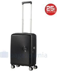 Samsonite AT by Mała walizka kabinowa AT SOUNDBOX 88472 Czarna - czarny