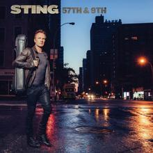 57th & 9th [Blue Winyl] Winyl Sting