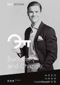 OnePress Success and Change (audiobook CD) - Mateusz Grzesiak