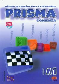 Prisma comienza A1 del alumno + CD - Nowela