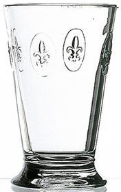 La Rochre Fleur de Lysszklanka do long drinków, highballglas, szklany300MLtypowo franzoeisch 5101