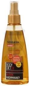 Soraya Body Diet 24 Ujędrniający olejek do ciała 150 ml
