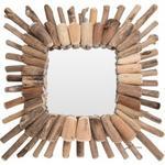 D2.Design Lustro Intesi Wood Wreath 178599