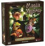 Cube Magia i Myszy - Opowieści z Mrocznej Kniei
