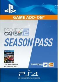 Sony Project CARS 2 season pass [kod aktywacyjny]