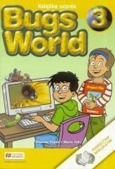 Macmillan Elisenda Papiol, Maria Toth, Magdalena Kondro Bugs World 3 student's book