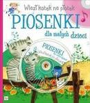 Aksjomat Wlazł kotek na płotek Piosenki dla małych dzieci + CD - Aksjomat