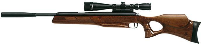 Diana karabinek 56 Target Hunter 4,5 mm 029-010