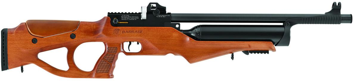 Hatsan Arms Company Wiatrówka PCP SemiAutoAction (BARRAGE-W) T012745