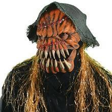 Zagone Studios DYNIA Monster Halloween maska do snu z ruchomym sosna B001EB6YUE