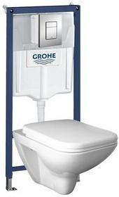 GroheZestaw podtynkowy WC SENNER