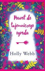 Znak Powrót do tajemniczego ogrodu - Holly Webb