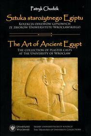 Atut Sztuka starożytnego Egiptu - Chudzik Patryk