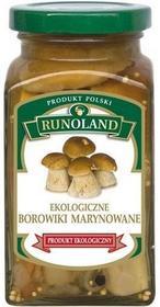 RUNOLAND grzyby zupy przetwory) BOROWIK MARYNOWANY BIO 300 g