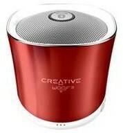 Creative Woof 3 Czerwony