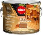 Altax Impregnat Olej Do Drewna Kasztan 2.5 L