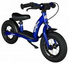 """BikeStar Rowerek biegowy 10"""" NISKI classic niebieski 22953157"""