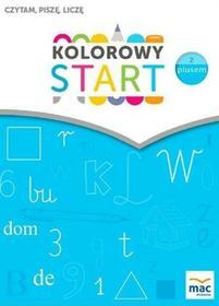 MAC Kolorowy start z plusem Czytam, piszę, liczę - Wiesława Żaba-Żabińska