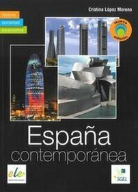 SGEL - Educacion Espania contemporanea Podręcznik Poziom zaawansowany - Moreno Lopez Cristina