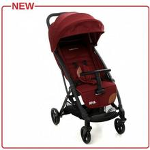 CoTo Baby RIVA WÓZEK SPACEROWY RED LINEN