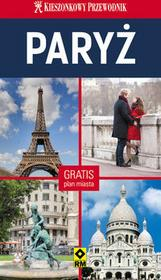 RM Kieszonkowy przewodnik Paryż od środka - RM