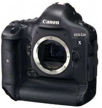Canon EOS 1D X body czarny
