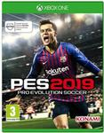 Pro Evolution Soccer 2019 Standard Edition (GRA XBOX ONE)