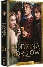 Rodzina Borgiów Sezon 2 DVD