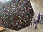 ADAR Parasol w kropki, mix kolorów
