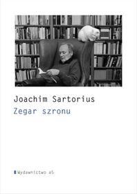 Wydawnictwo a5 Zegar szronu - Joachim Sartorius
