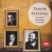 Tenor Festival Pavarotti Domingo Carreras Jose Carreras Luciano Pavarotti Placido Domingo DARMOWA DOSTAWA DO KIOSKU RUCHU OD 24,99ZŁ