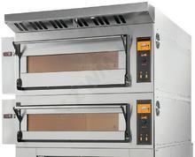 Resto Quality Piec elektryczny piekarniczy modułowy szamotowy | 8x600x400 | TR D 66 TR D 66