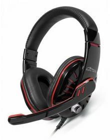 Media-Tech BALANCE MT3546 czarno-czerwone