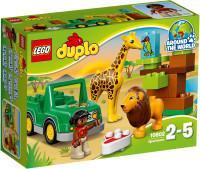 LEGO Duplo Sawanna 10802