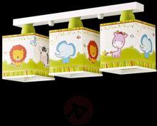 Dalber Lampa sufitowa do pokoju dziecięcego Tierfreunde
