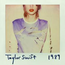 1989 CD Taylor Swift