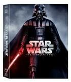 Star Wars Gwiezdne Wojny Cała Saga I-VI) Blu-Ray