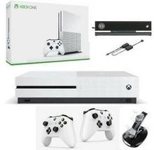 Microsoft Xbox One S 1 TB Biały + Kontroler + Akcesoria