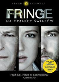 Fringe Na Granicy Światów sezon 1 7DVD) Różni