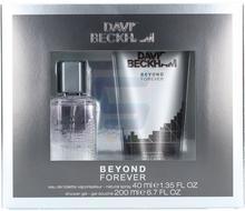 David Beckham Beyond Forever Zestaw Woda toaletowa + Żel pod prysznic