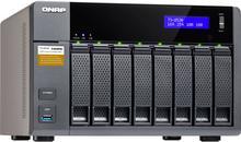 Intel QNAP Serwer NAS QNAP TS-853A-8G (Tower HDD 8szt. Pamięć RAM 8GB Celeron N3150 1.6GHz quad-core) TS-853A-8G