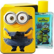 MINIONS Minionki zestaw prezentowy75ML Eau de Toilette i zabawki, 1er Pack (1X 1sztuki) MIN3099